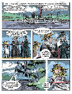 image of comic page link to Ruth Tait comics
